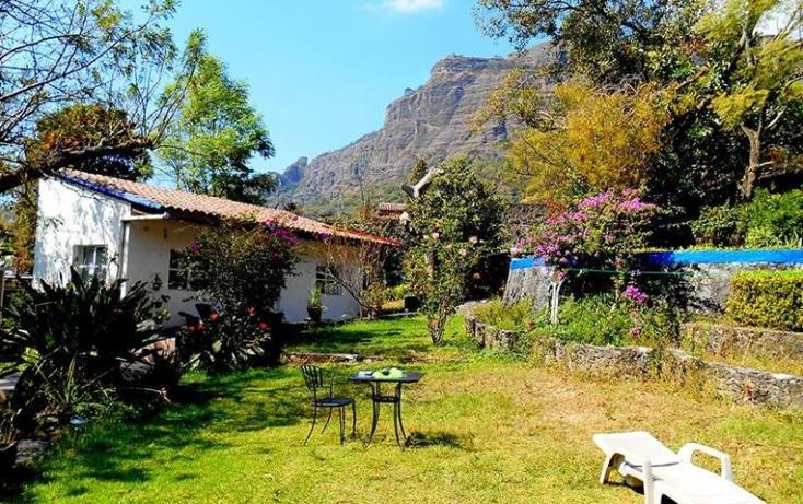 Foto de casa en venta en  , santo domingo, tepoztlán, morelos, 1610294 No. 05