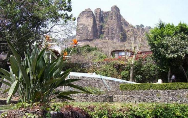 Foto de casa en venta en, santo domingo, tepoztlán, morelos, 399117 no 01