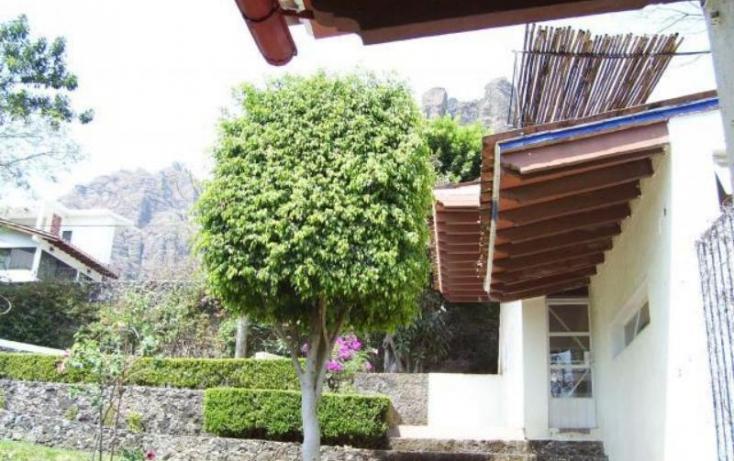 Foto de casa en venta en, santo domingo, tepoztlán, morelos, 399117 no 06