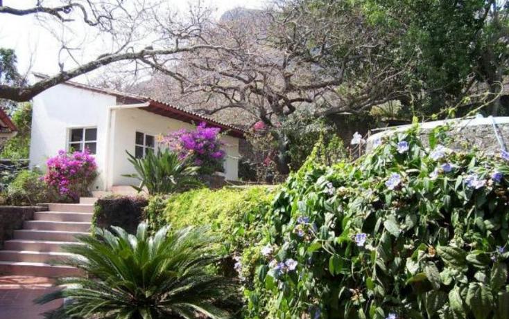 Foto de casa en venta en  , santo domingo, tepoztl?n, morelos, 399117 No. 15