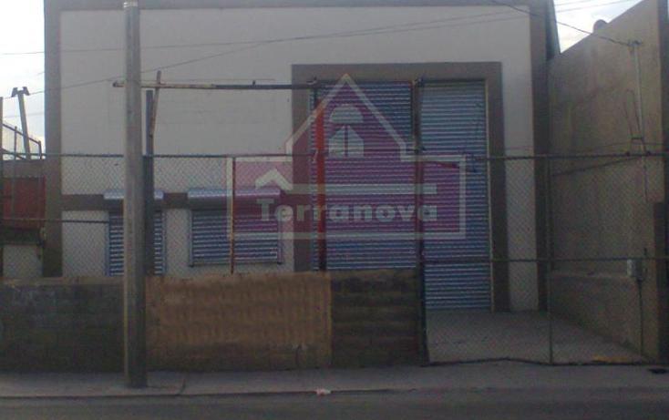 Foto de nave industrial en venta en  , santo niño, chihuahua, chihuahua, 523637 No. 01