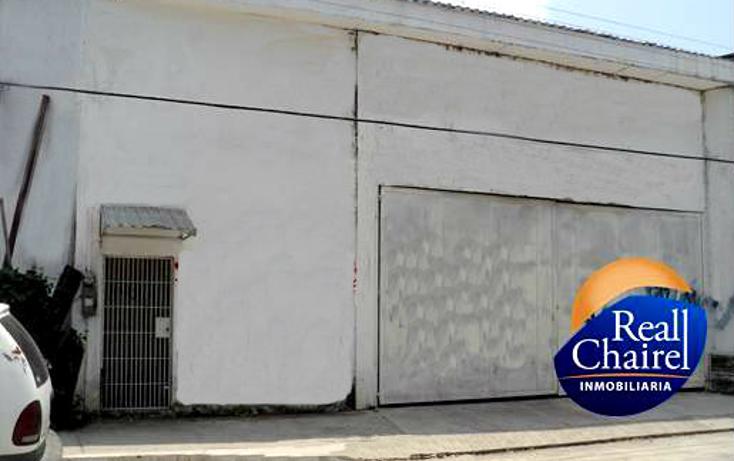 Foto de nave industrial en renta en  , santo niño, tampico, tamaulipas, 1076973 No. 01