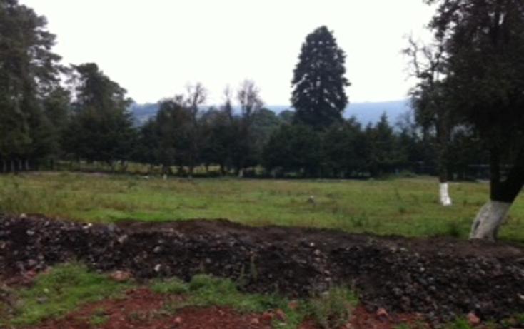 Foto de terreno habitacional en venta en  , santo tomas ajusco, tlalpan, distrito federal, 1065347 No. 03
