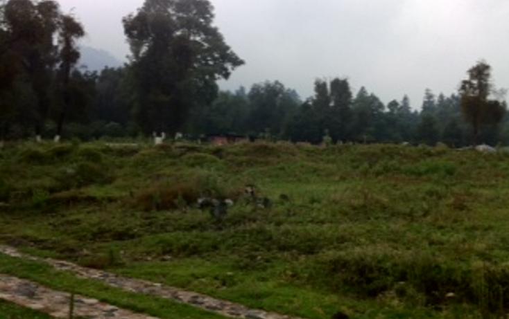Foto de terreno habitacional en venta en  , santo tomas ajusco, tlalpan, distrito federal, 1065347 No. 08