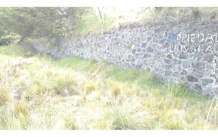 Foto de terreno habitacional en venta en  , santo tomas ajusco, tlalpan, distrito federal, 1071733 No. 03