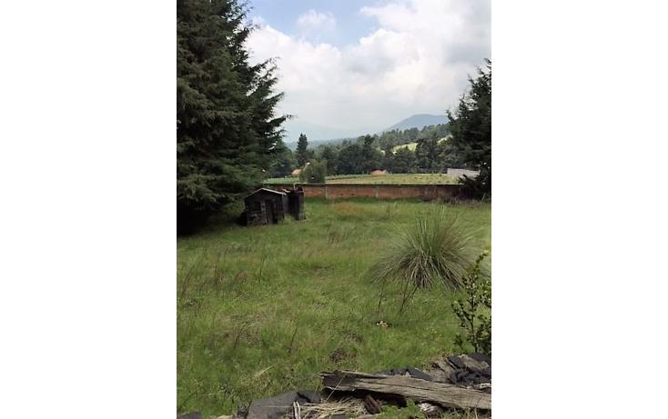 Foto de terreno habitacional en venta en  , santo tomas ajusco, tlalpan, distrito federal, 1668876 No. 01