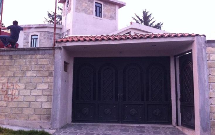 Foto de casa en venta en  , santo tomas ajusco, tlalpan, distrito federal, 1747164 No. 01