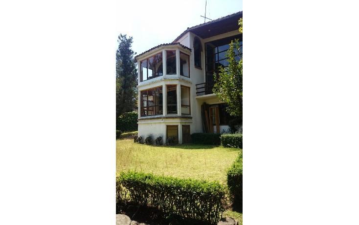 Foto de casa en venta en  , santo tomas ajusco, tlalpan, distrito federal, 1775457 No. 09