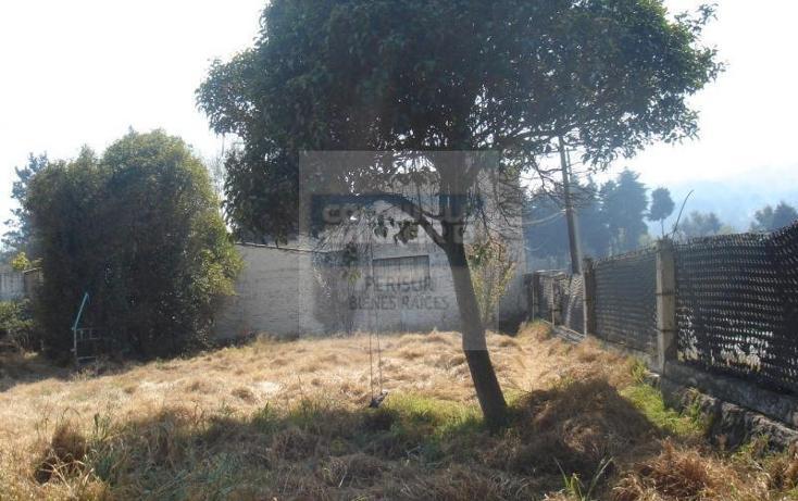 Foto de terreno comercial en venta en  , santo tomas ajusco, tlalpan, distrito federal, 1849576 No. 02