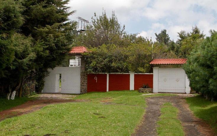 Foto de terreno habitacional en venta en  , santo tomas ajusco, tlalpan, distrito federal, 1986869 No. 04