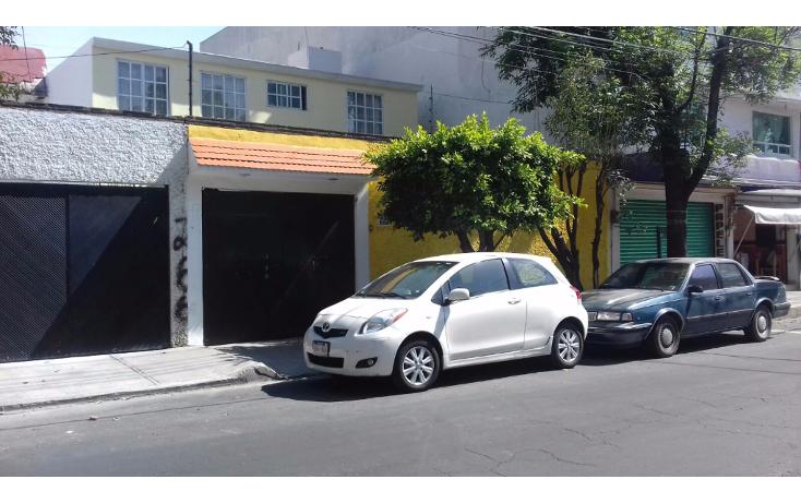 Foto de casa en venta en  , santo tomas, azcapotzalco, distrito federal, 1663216 No. 07