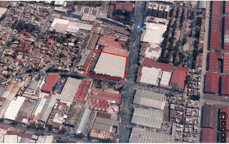 Foto de nave industrial en renta en  , santo tomas, azcapotzalco, distrito federal, 1673482 No. 12