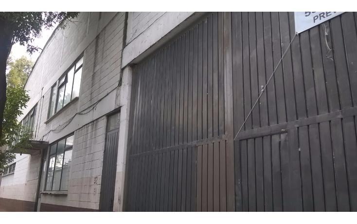 Foto de nave industrial en renta en  , santo tomas, azcapotzalco, distrito federal, 1835806 No. 01