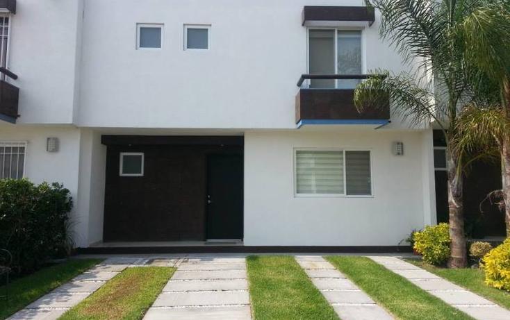 Foto de casa en venta en  , santuarios del cerrito, corregidora, querétaro, 1073229 No. 01