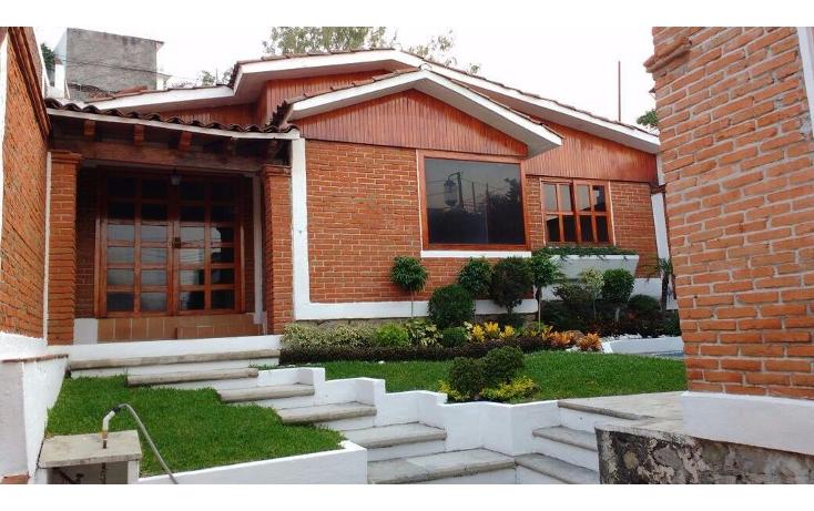 Foto de casa en venta en  , satélite, cuernavaca, morelos, 1630792 No. 01