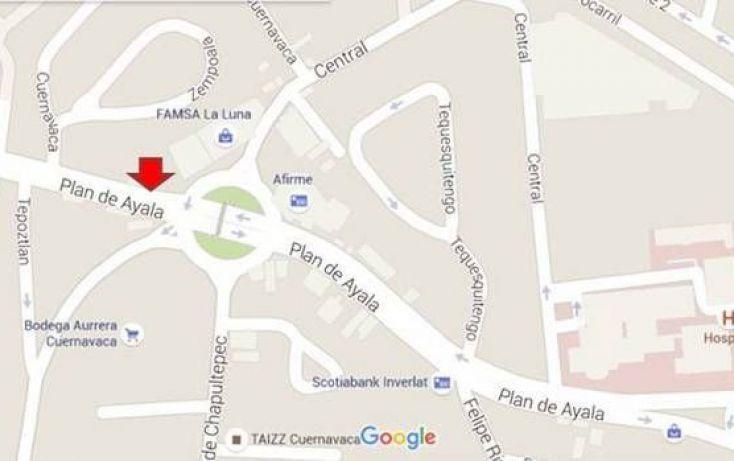 Foto de terreno comercial en venta en, satélite, cuernavaca, morelos, 1677990 no 02