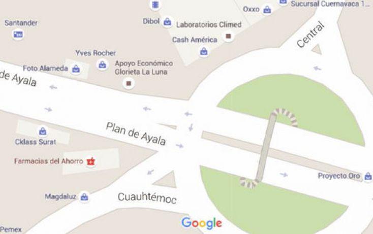Foto de terreno comercial en venta en, satélite, cuernavaca, morelos, 1677990 no 06