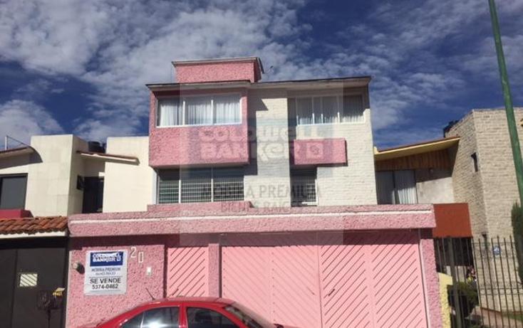 Foto de casa en venta en sauce , el sauzalito, naucalpan de juárez, méxico, 1523200 No. 01