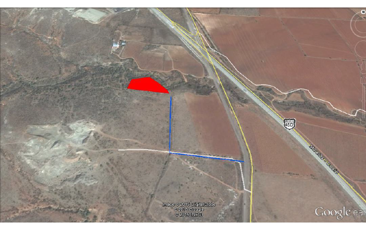 Foto de terreno comercial en venta en  , sauceda de la borda, vetagrande, zacatecas, 1150225 No. 05