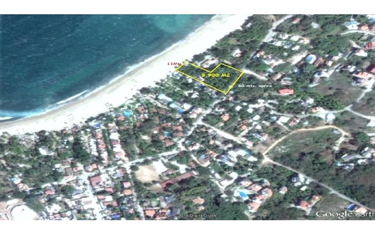 Foto de terreno habitacional en venta en  , sayulita, bah?a de banderas, nayarit, 1403335 No. 01