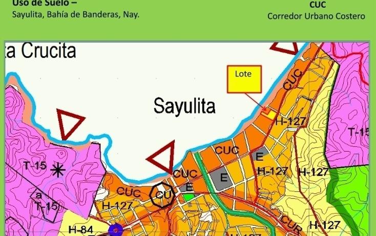 Foto de terreno habitacional en venta en  , sayulita, bah?a de banderas, nayarit, 1403335 No. 03