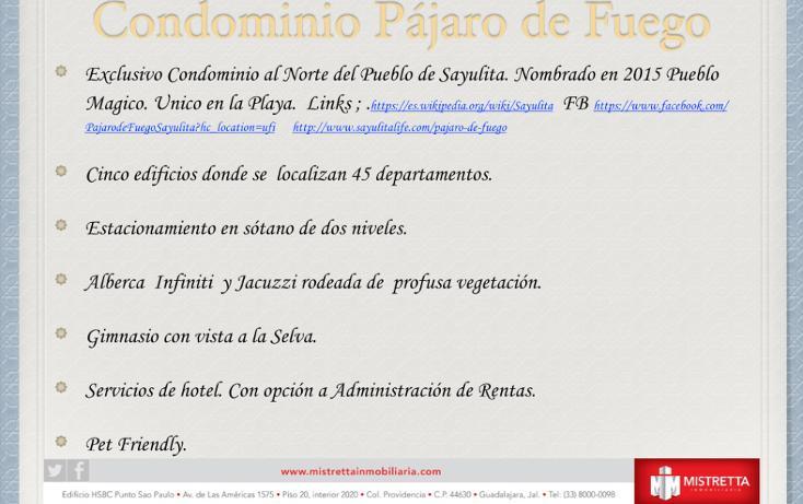 Foto de departamento en venta en  , sayulita, bahía de banderas, nayarit, 2631257 No. 06