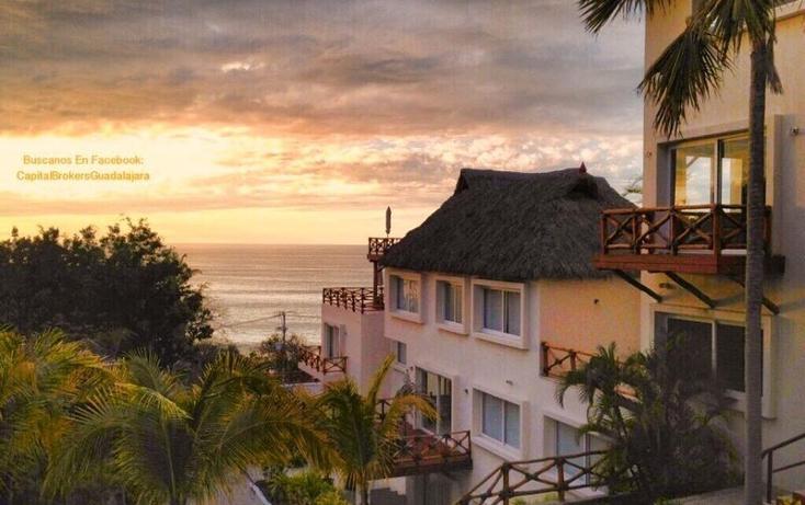 Foto de casa en condominio en venta en  , sayulita, bahía de banderas, nayarit, 602148 No. 01