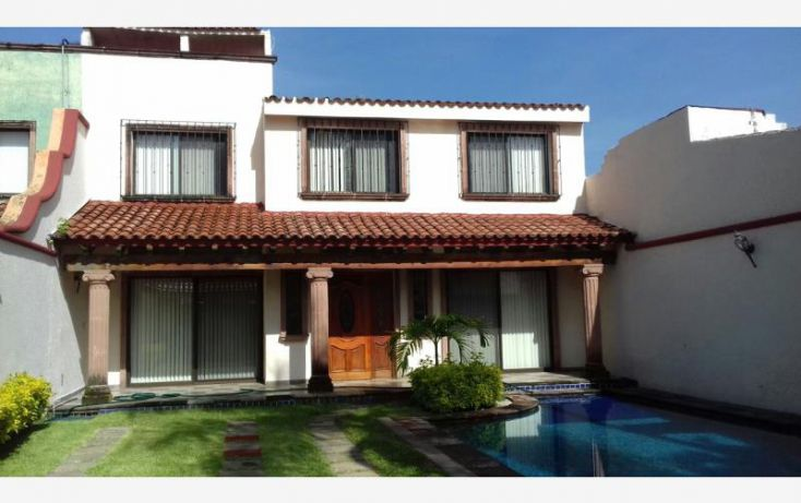 Foto de casa en venta en sc, ampliación chapultepec, cuernavaca, morelos, 2040400 no 01