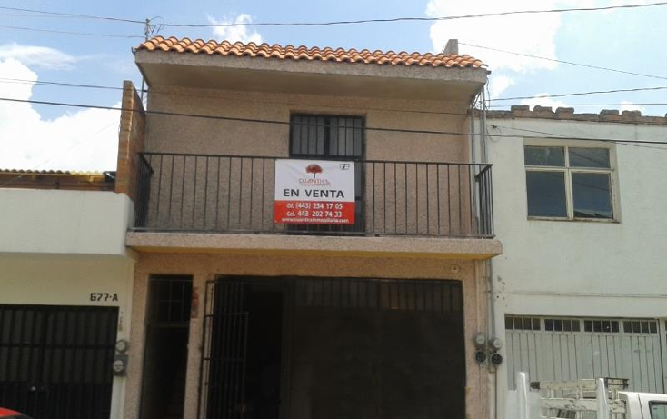 Foto de casa en venta en s/c nonumber, vasco de quiroga, morelia, michoac?n de ocampo, 1034043 No. 14