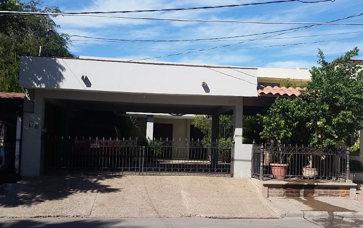 Foto de casa en venta en  , scally, ahome, sinaloa, 1664644 No. 01