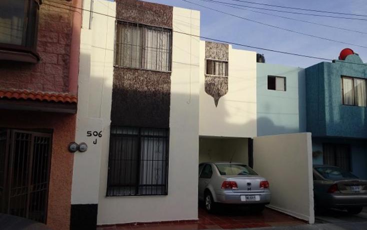 Foto de casa en venta en  sd, pedro moreno, san luis potosí, san luis potosí, 1622312 No. 01