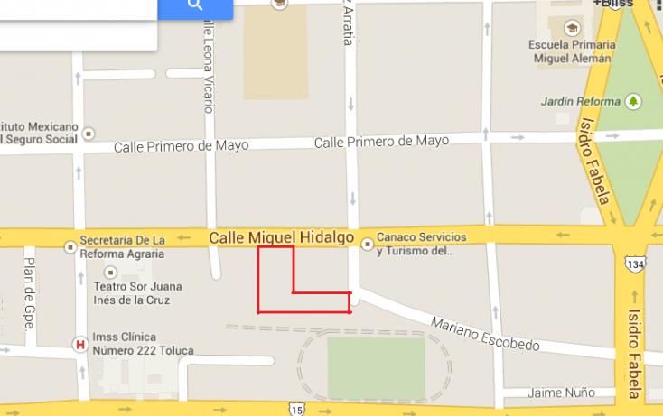 Foto de edificio en venta en, sebastián lerdo de tejada, toluca, estado de méxico, 1281885 no 25
