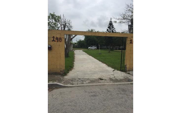 Foto de casa en venta en  , sección 16, matamoros, tamaulipas, 1849062 No. 01
