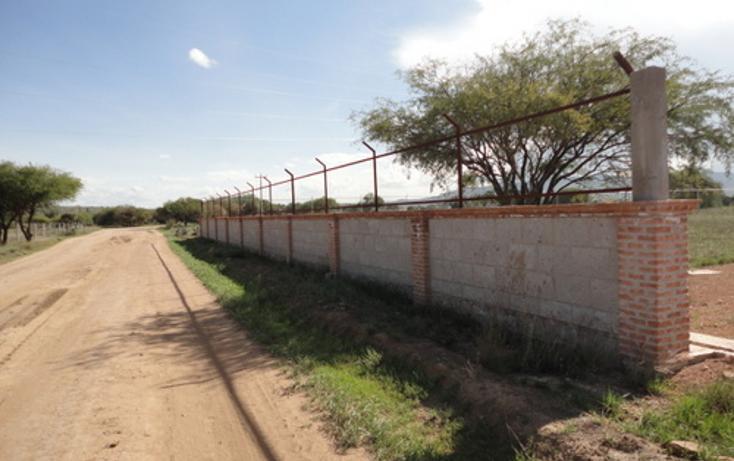 Foto de terreno habitacional en venta en  , sección oriente tequisquiapan, tequisquiapan, querétaro, 1087095 No. 01