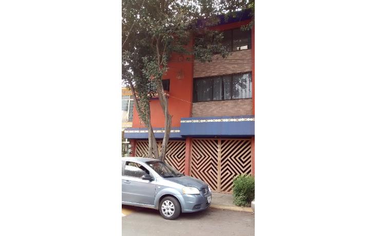 Foto de casa en venta en  , sección parques, cuautitlán izcalli, méxico, 1458955 No. 01