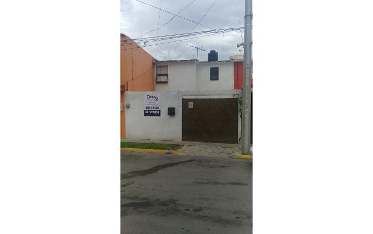 Foto de casa en venta en  , sección parques, cuautitlán izcalli, méxico, 940515 No. 01