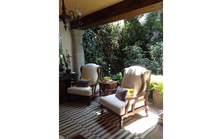 Foto de casa en venta en  , chimalistac, álvaro obregón, distrito federal, 1701466 No. 05