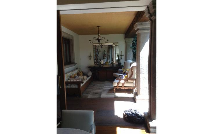 Foto de casa en venta en secreto 001 , chimalistac, álvaro obregón, distrito federal, 1701466 No. 08
