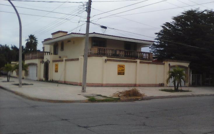Foto de casa en venta en  , sector fátima, ahome, sinaloa, 1710026 No. 01