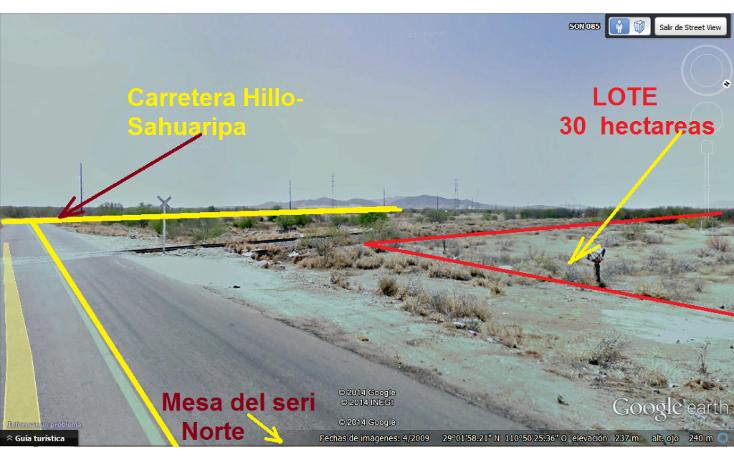 Foto de terreno industrial en venta en  , sector industrial presa, hermosillo, sonora, 1247607 No. 03