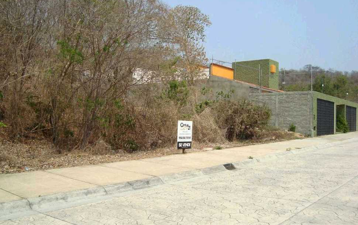 Foto de terreno habitacional en venta en  , sector o, santa maría huatulco, oaxaca, 1054723 No. 01