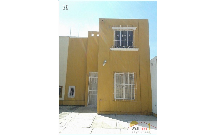 Foto de casa en venta en secuoya # 44, entre calle loma alta y loma baja. , lomas de chaparaco, zamora, michoacán de ocampo, 1548938 No. 01