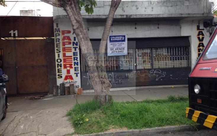 Foto de terreno comercial en venta en  , álamos, benito juárez, distrito federal, 1850128 No. 01