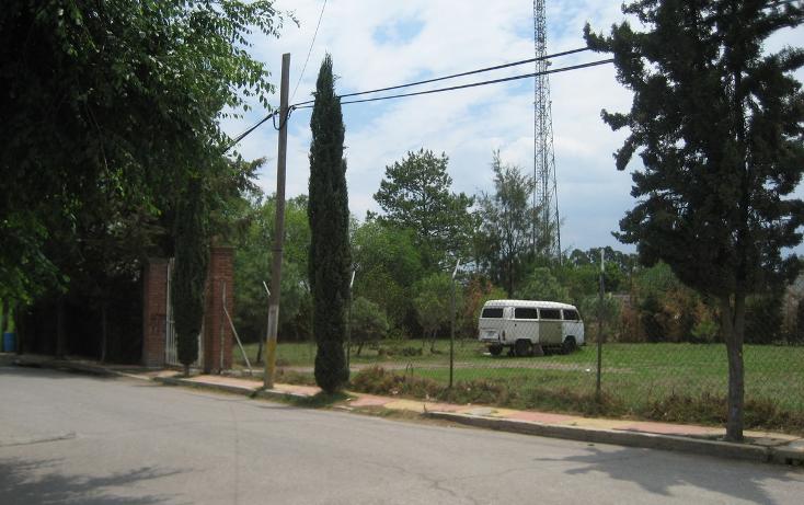 Foto de terreno habitacional en venta en segunda cerrada del chamizal , san lorenzo, zumpango, méxico, 2045441 No. 01