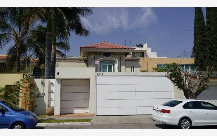 Foto de casa en venta en segunda norte 5116, chapalita, guadalajara, jalisco, 1688406 No. 01