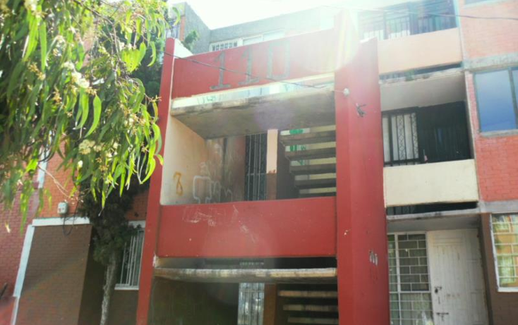 Foto de departamento en venta en segundo andador bonampak 110, morelos, aguascalientes, aguascalientes, 2699727 No. 01