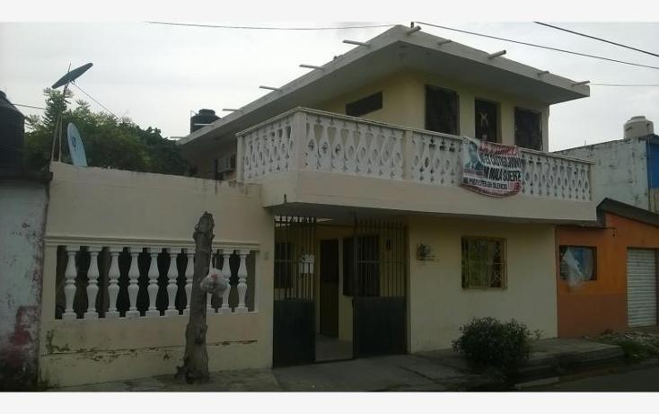 Foto de casa en venta en seis 0, venustiano carranza, boca del río, veracruz de ignacio de la llave, 1724598 No. 01