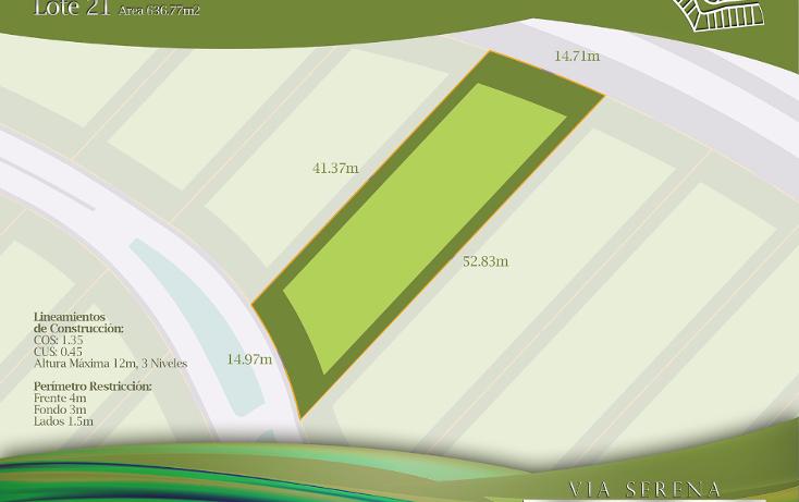 Foto de terreno habitacional en venta en  , selvamar, solidaridad, quintana roo, 1430317 No. 05