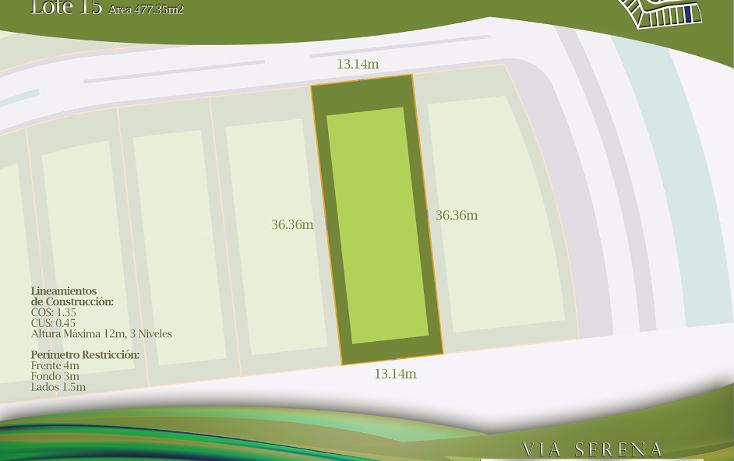 Foto de terreno habitacional en venta en  , selvamar, solidaridad, quintana roo, 1430429 No. 05