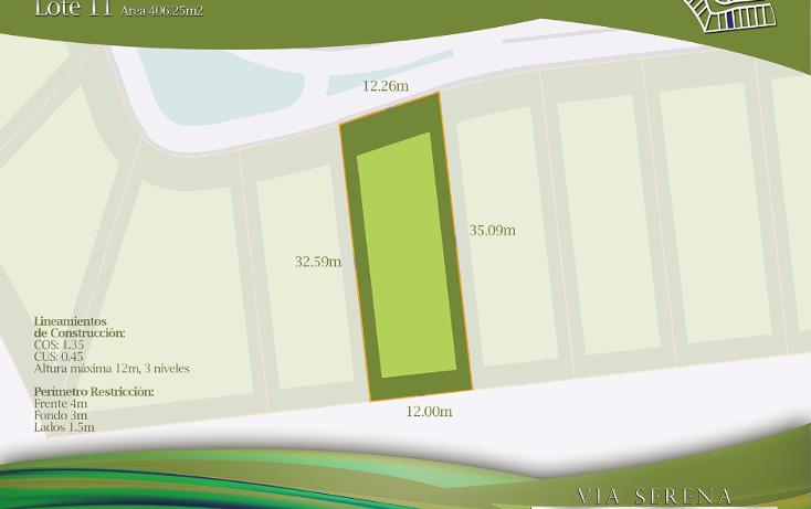 Foto de terreno habitacional en venta en  , selvamar, solidaridad, quintana roo, 1430633 No. 05